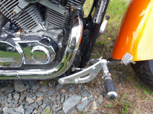 Forward Controls Honda Shadow Aero 750