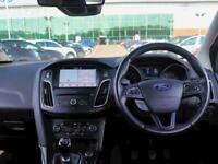 2018 Ford Focus 1.0 EcoBoost 125 Titanium 5dr Hatchback Petrol Manual