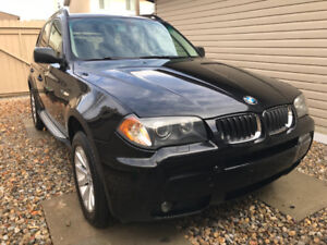 Nice and Clean 2006 BMW X3 3.0i AWD