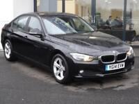 2014 BMW 3 Series 2.0 320d SE (s/s) 4dr
