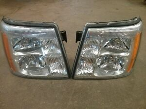 Cadillac Escalade Headlights