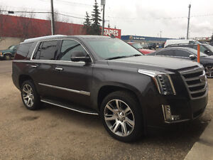 2015 Cadillac Escalade Premium LOADED LOW KM FINANCE AVAILABLE