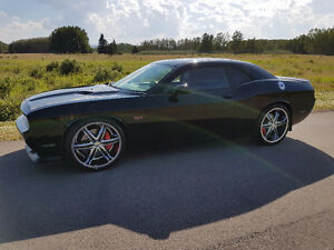 2012 Dodge Challenger SRT8 392 Supercharged