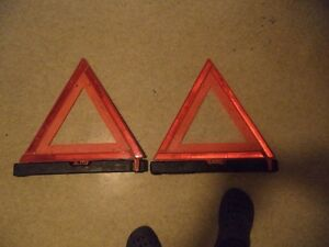 SAFETY TRIANGLES Windsor Region Ontario image 2