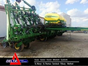 2013 John Deere 1790CCS 16 Row Planter