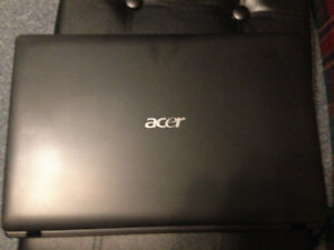 Laptop (Acer Aspire) for sale with Windows 10