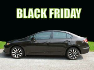 ||||BLACK FRIDAY||||  2013 Honda Civic TOURING