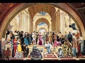 Renato Castro Painting 100 Years Film F Fellini