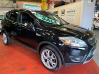 2012 Ford Kuga 2.0 TDCi Titanium Powershift 4x4 5dr SUV Diesel Automatic