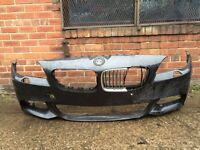 BMW 5 series f10 m sport 2011 2012 genuine front bumper for sale