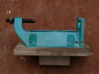 VINTAGE - B&D BENCH MOUNT for Electric Drill