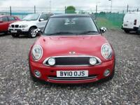MINI Hatch 1.6 COOPER (FREE FUEL + 6 MONTHS PARTS & LABOUR WARRANTY)