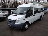 Ford Transit 430 SHR BUS 17 STR (white) 2012