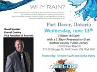 Information & Tasting,  join us at Port Dover Library June 13th!