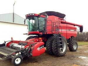 Case IH 8010. Great capacity, affordable price