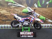 10TEN 90R Fully auto Pit bike mini bike motocross