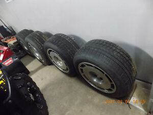 BF Goodrich and Defender Radial Tires