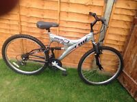 Cbr mountain bike