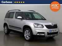 2015 SKODA YETI OUTDOOR 2.0 TDI CR SE L 5dr