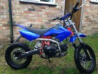 125cc pitbike, very quick