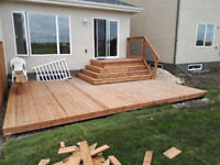 Fences and Decks—Repairs and Installations