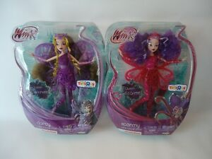 Winx trix collection Darcy doll New in box