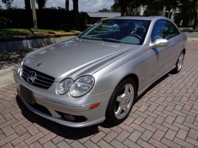 20030000 Mercedes-Benz CLK-Class