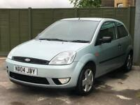 2004 Ford Fiesta 1.4 Flame Limited Edition 3dr