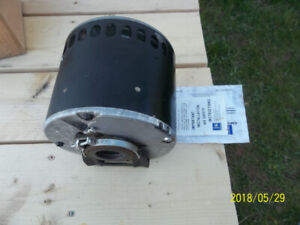 for sale  a  new  1/3 hp. electric motor