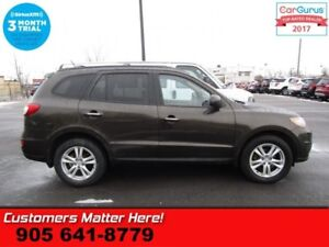 2011 Hyundai Santa Fe Limited  AWD LEATHER ROOF HEATED SEATS ALL