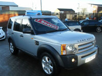 Land Rover Discovery 3 2.7TD V6 auto 2008 HSE