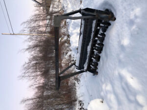 For sale  quick attach mulching head for a bobcat