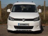 Volkswagen Caddy Maxi C20 TDi Kombi Vanside Windows DIESEL MANUAL 2012/12