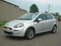 2012 Fiat Punto 1.4 LOUNGE 5d 77 BHP Hatchback Petrol Manual