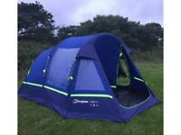 Berghaus Air 4 inflatable tent- great condition