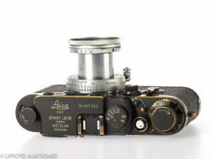 Looking for a leica iii , g , f  camera with lens