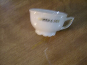 2 Miniature Teacups