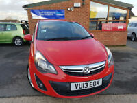 2013 Vauxhall Corsa 1.2i 16v ( 85ps ) ( a/c ) SXi NEW SERVICE PX WELCOME
