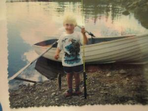 Stolen Rowboat $100.00 Reward