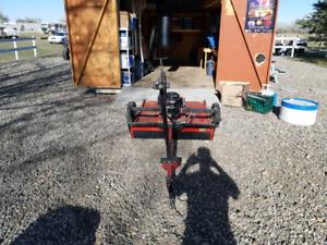 Swisher RTB12544 44-Inch 12.5 HP Trailcutter /Rough Cut mower