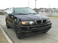 2001 BMW X5 AWD * Must Sell * Trade/Trades