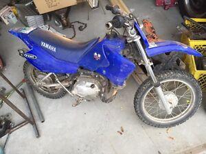 2003 TTR90 Yamaha