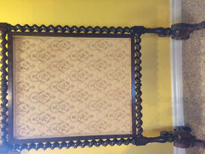 Antique fireplace screen Stratford Kitchener Area image 3