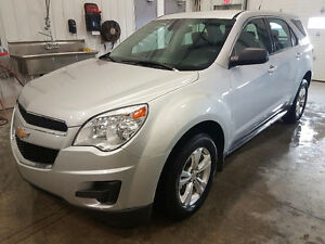 2012 Chevrolet Equinox LS AWD Crossover LOW KMS!!!