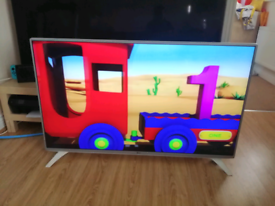 49 inch Smart LG full HD LED TV with Freeview