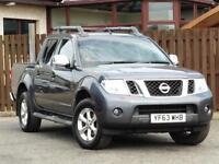 Nissan Navara 2.5dCi Tekna 4x4 DCB DIESEL MANUAL 2013/63