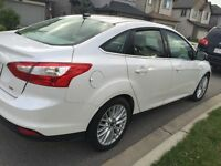 2012 Ford Focus Winter Ready Remote Start Leather Heated Seats