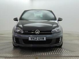 2012 Volkswagen Golf 2.0 GTD TDI 5d 170 BHP Diesel grey Manual