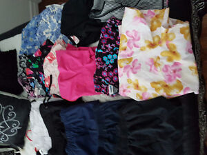 10/10 tops/bottoms some brand new selling as lot nor individual