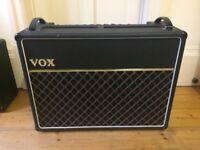 Vox valve amp